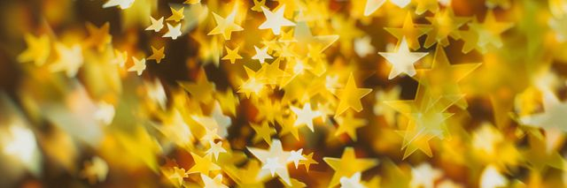 Making shining stars